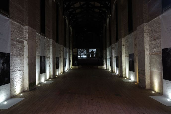 BY OUR SELVES (THE INSTALLATION) | ANDREW KÖTTING & IAIN SINCLAIR: Image 0