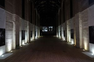 BY OUR SELVES (THE INSTALLATION) | ANDREW KÖTTING & IAIN SINCLAIR