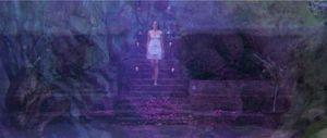 A still from the video, a collaboration between Byzantia Harlow and Orlando Cubitt.