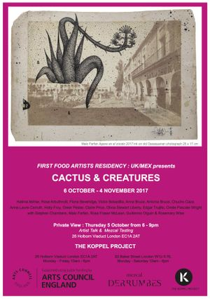 Cactus and Creatures: Private View