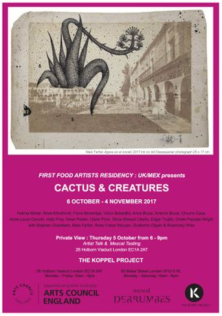 Cactus and Creatures: Private View: Image 0