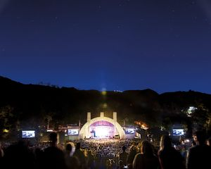 Hollywood Bowl. Courtesy of the Los Angeles Philharmonic