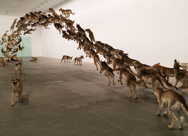 Cai Guo-Qiang: There and Back Again: Image 0