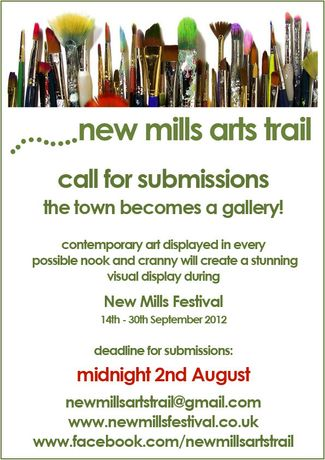 Call For Submissions - New Mills Arts Trail: Image 0