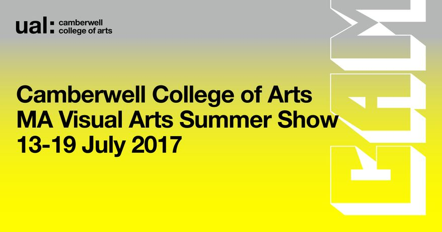 Camberwell College of Arts Postgraduate Summer Show 2017: Image 2