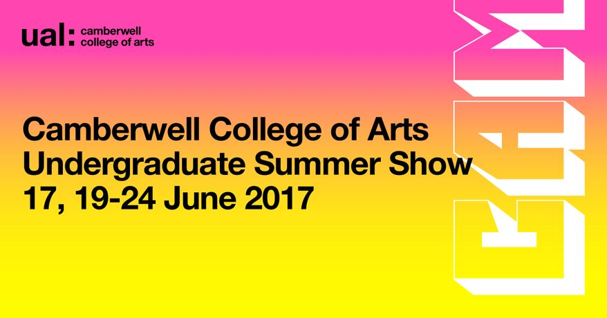 Camberwell College of Arts Undergraduate and MA Conservation Summer Show 2017: Image 1
