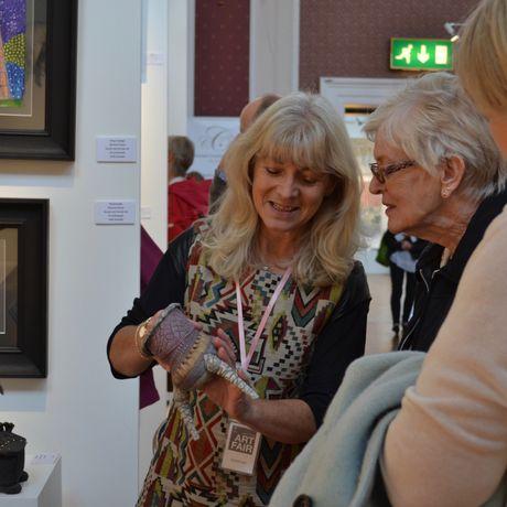 Cambridge Art Fair 2017: Image 3
