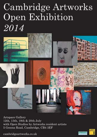 Cambridge Artworks Open 2014: Image 0