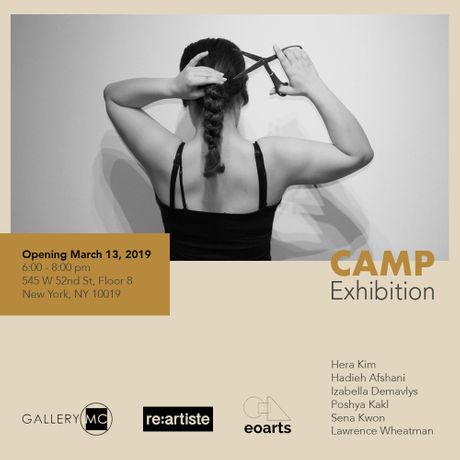"""CAMP"": Exploring Female Chosen and Forced Isolation: Image 0"