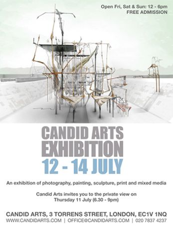 Candid Arts Exhibition: Image 0