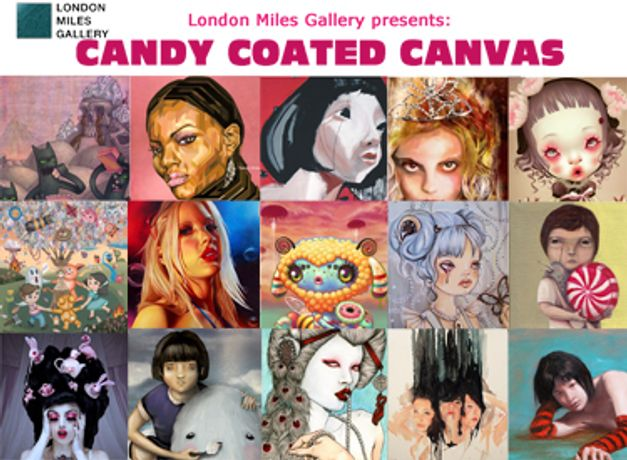 Candy Coated Canvas: Image 0