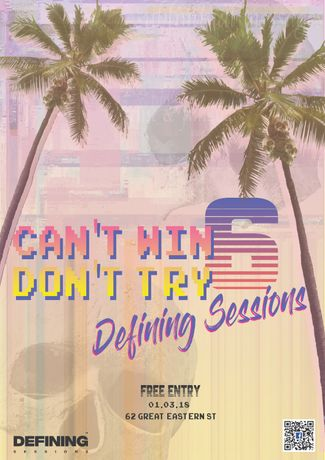 CWDT x Defining Sessions - 01/03/18