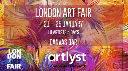 Canvas Bar presents London Art Fair