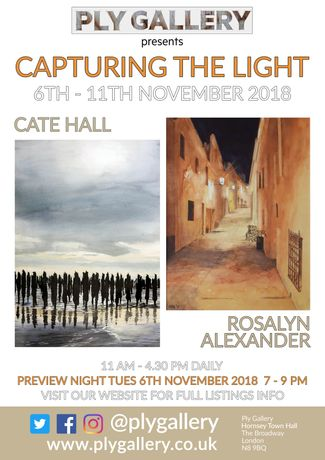 'Capturing the Light' by Cate Hall & Rosalyn Alexander: Image 4