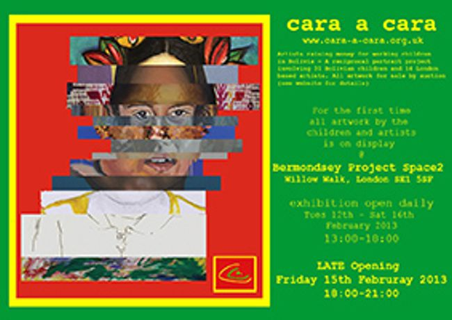 Cara a Cara (A reciprocal Portrait Project): Image 0