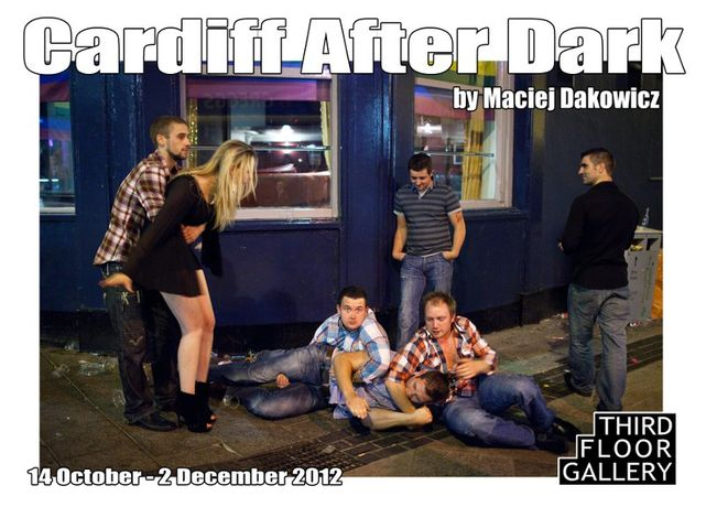 Cardiff After Dark - Maciej Dakowicz: Image 0