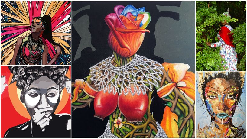 CARIBBEAN INFLUENTIAL ART EXHIBITION