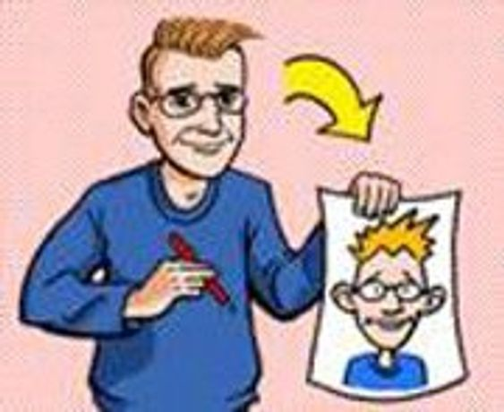 Caricature You!: Image 0