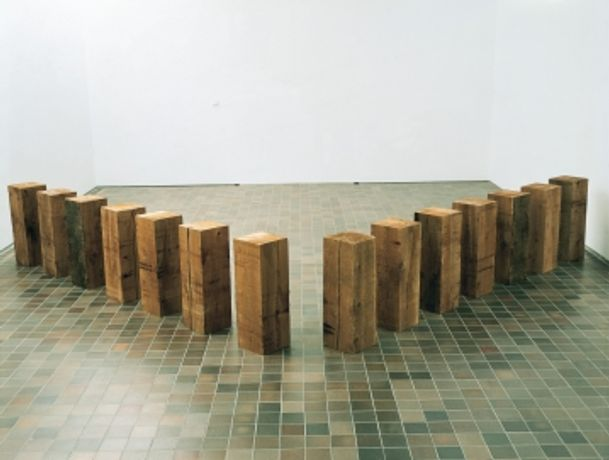 Carl Andre: Image 0