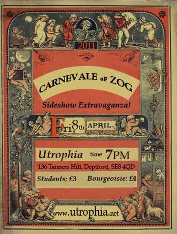 Carnevale of Zog - Sideshow Extravaganza!: Image 0