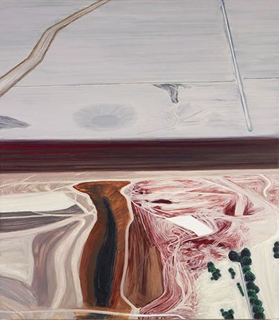 Carol Rhodes: Selected paintings and drawings