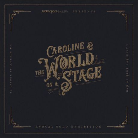 Caroline, and The World on a Stage: Image 0