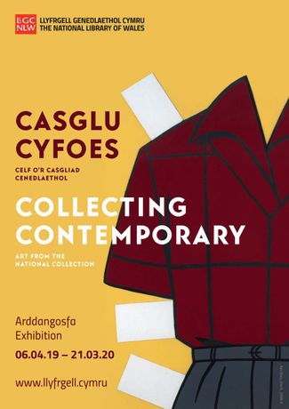 Casglu Cyfoes // Collecting Contemporary: Image 0