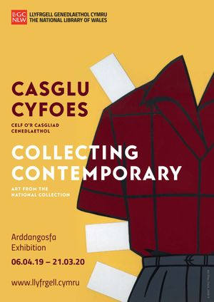 Casglu Cyfoes // Collecting Contemporary