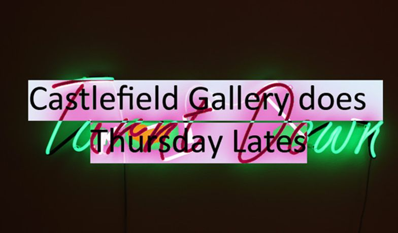 Castlefield Gallery does Thursday Lates: Image 0
