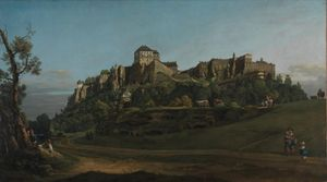 Castles: Paintings from the National Gallery, London