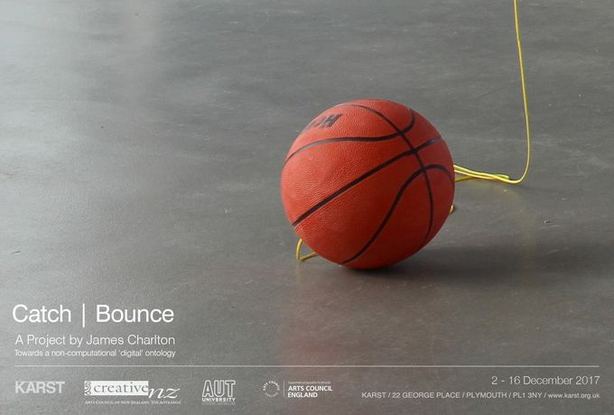 Catch | Bounce. A Project by James Charlton