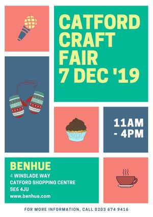 Catford Craft Fair