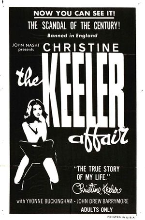 The Keeler Affair poster (1963)