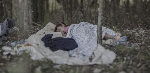 Magnus Wennman, Where the Children Sleep, Lamar, 5 years, Horgoš, Serbien © Foto: Magnus Wennman