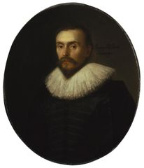 William Harvey by Daniel Mijtens (c) National Portrait Gallery - Copy