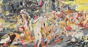 Cecily Brown. Where, When, How Often and with Whom