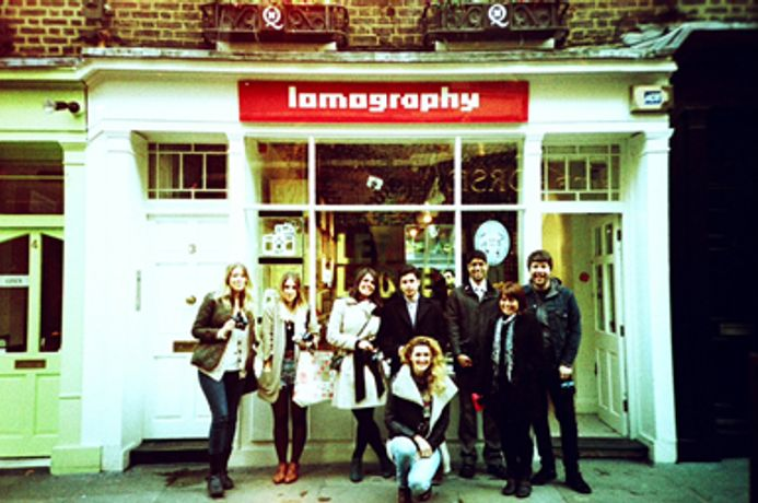 Celebrate Analogue Month with a Diana F+ Workshop: Image 0