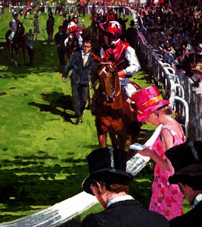 Celebrate the Racing Season with Sherree Valentine Daines: Image 0