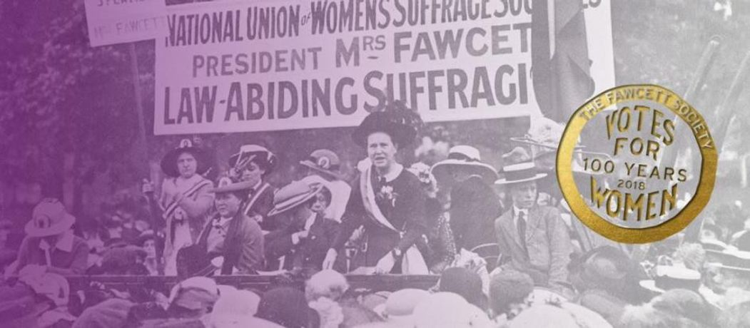 CENTENARY OF WOMEN'S SUFFRAGE: HOW THE VOTE WAS WON