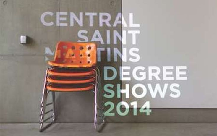 Central Saint Martins Degree Show One: Image 0