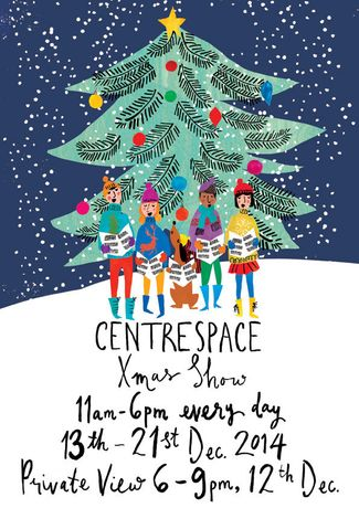 Centrespace members annual Xmas show: Image 0