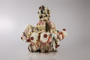 Anna Barlow: Softening Solace, All images courtesy Ceramic Art London and © the artist