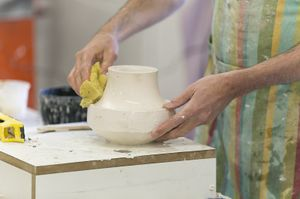 Ceramic Plant Pots with Charlotte Barker