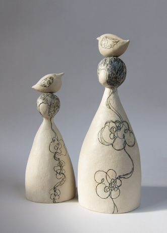 Ceramic Sculpture from Suffolk: Image 0