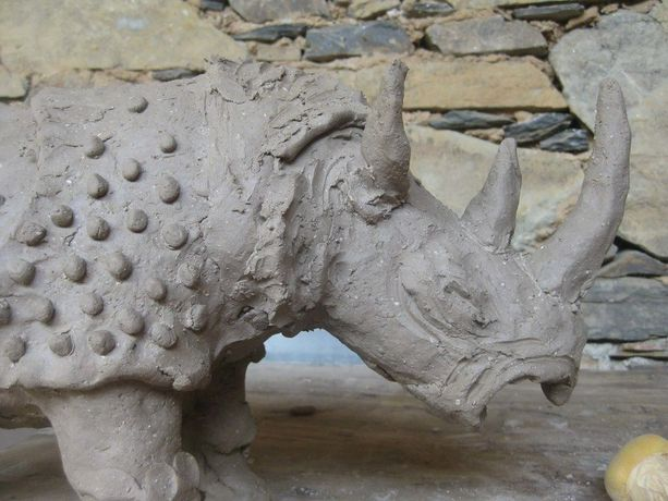 Ceramics Sculpture And Wood Firing Course: Image 0