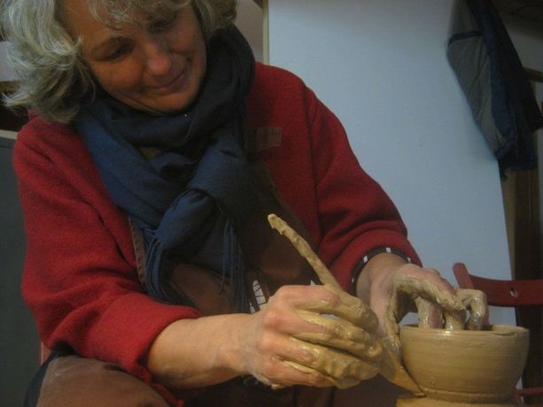 Ceramics Sculpture And Wood Firing Course: Image 2