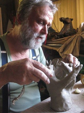 Ceramics Sculpture And Wood Firing Course: Image 1