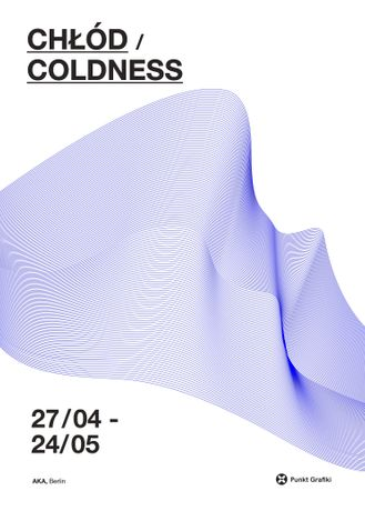 Event poster by Punkt Grafiki