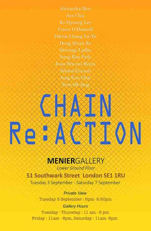 CHAIN Re:ACTION: Image 0