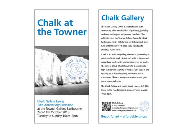 Chalk at the Towner